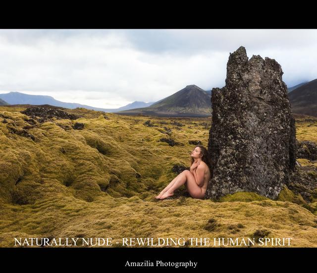 Naturally Nude - Rewilding the Human Spirit