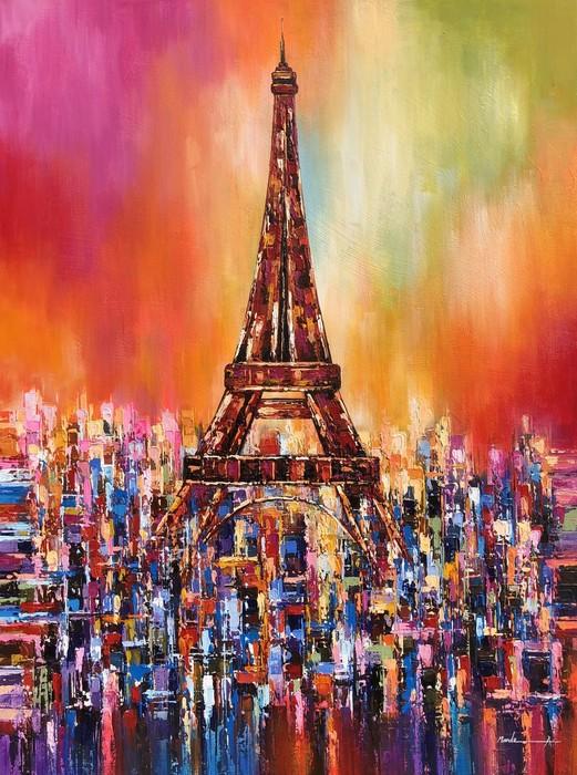 Paris II, Eiffel Tower