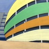 My newest Urban Architectural painting