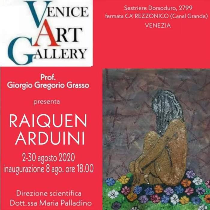 Art Venice Gallery con Giorgio Grasso