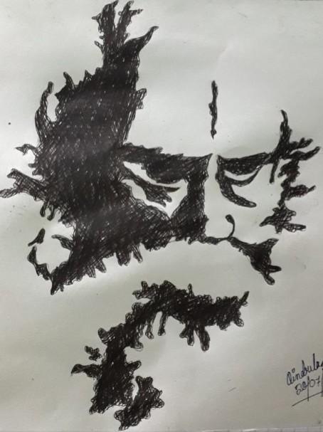 The poet Rabindranath Tagore