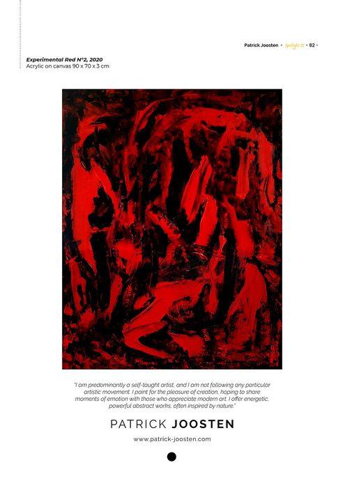Experimental Red N°2