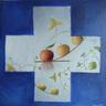 """""""Les Pommes, croix bleue"""""""