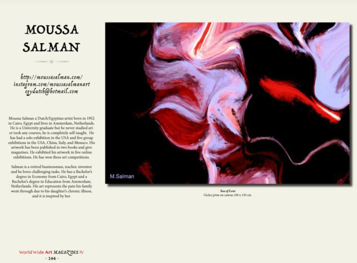 World Wide Art Magazine
