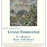 Lynne Forrester Art Exhibition