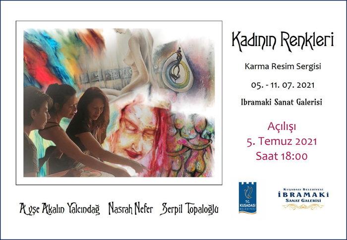 Exhibition in Ibramaki Art Gallery