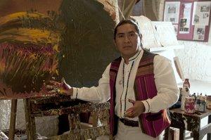 Famous Artist-Ortega Maila