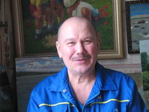 Alexander Bezrodnykh