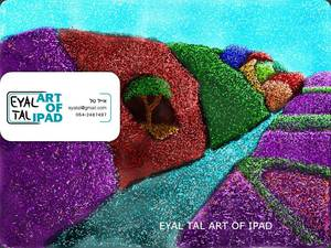 Eyal tal Art Of Ipad