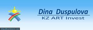Dina Duspulova / KZARTINVEST