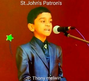Thony Melwin JP