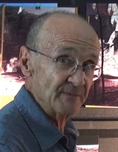 R. Geoffrey Blackburn