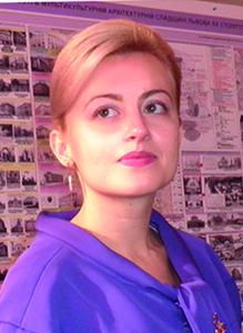 Yaryna Yuryk
