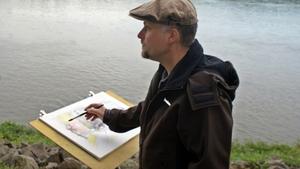 Lorand Sipos watercolor painter