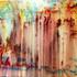 The secret city. Acrylic on canvas