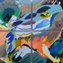 Biodiversity #116 (4 panels)