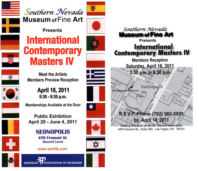Masters show
