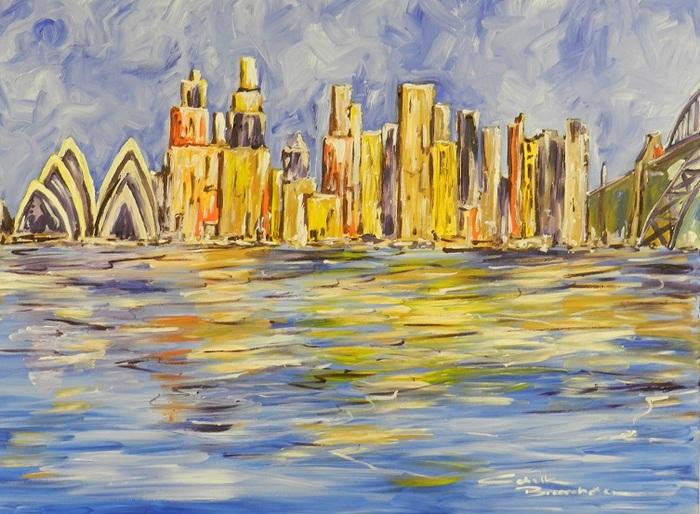 Sydney by Schalk Breeschoten
