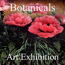 Botanicals Online Art Exhibition