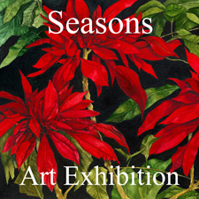 Seasons Online Art Exhibition