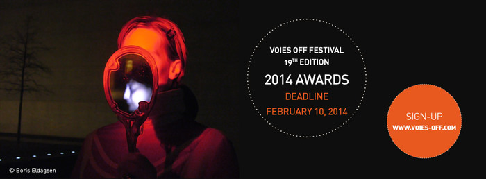 Voies Off Prizes 2014 :: call for submissions