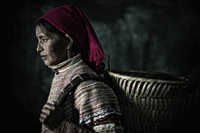 The ethnic minorities