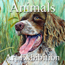 Animals Art Exhibitition