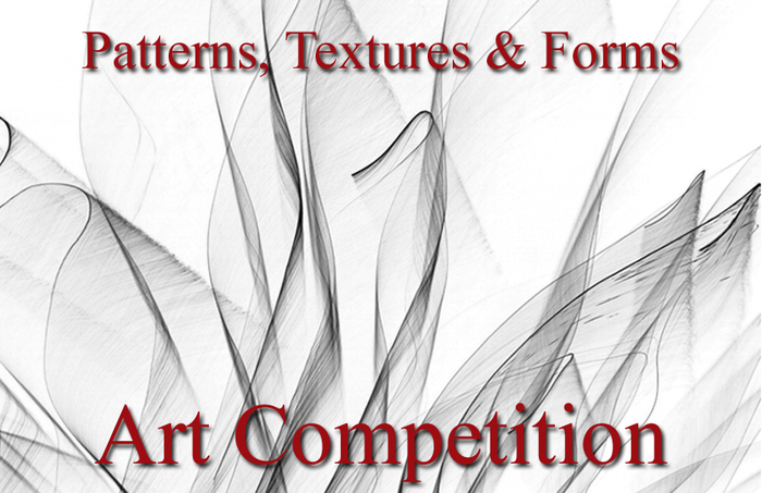 """Patterns, Textures & Forms"" Online Art Competition"