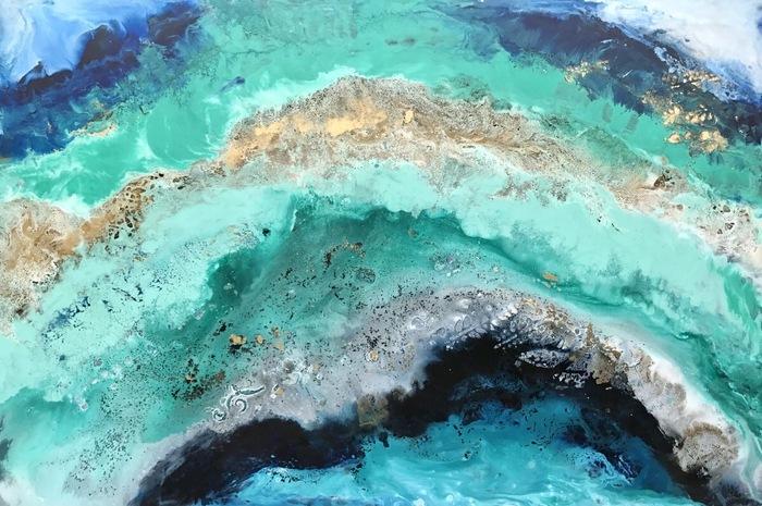 Mexican Beach - Jessica M. Chaix