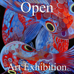 Open 2017 Art Exhibition