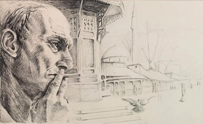 Man From Sarajevo