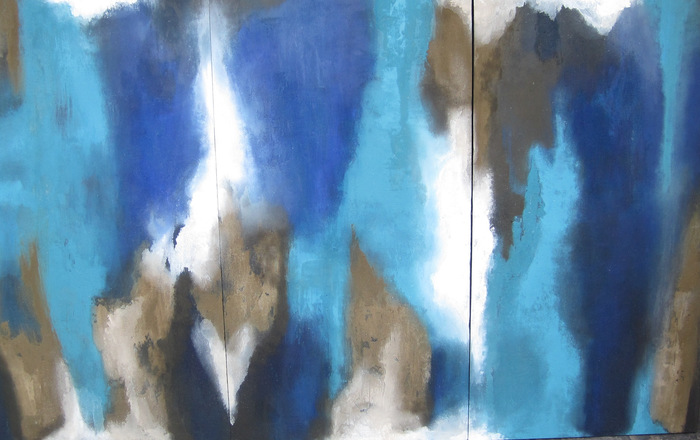 azul by marina Zarza