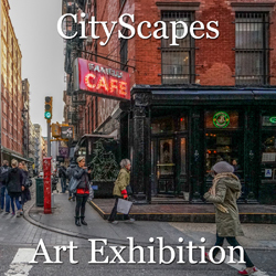 CityScapes 2018 Online Art Exhibition