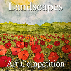 "8th Annual ""Landscapes"" Online Art Competition"