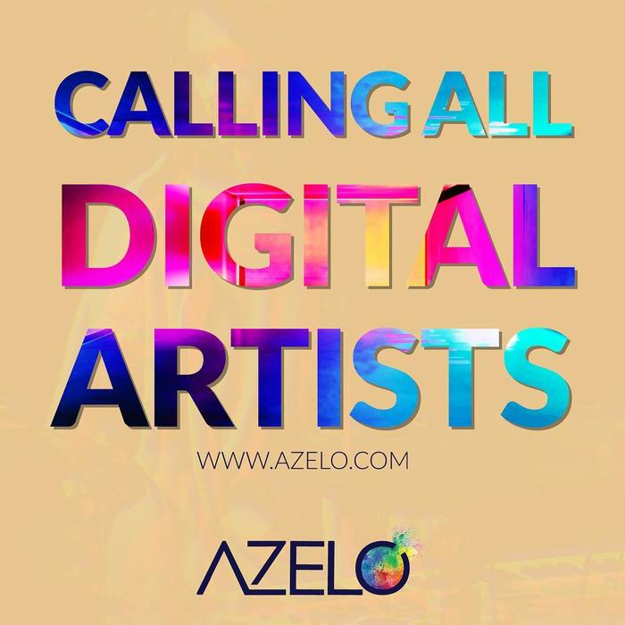Calling All Digital Artists