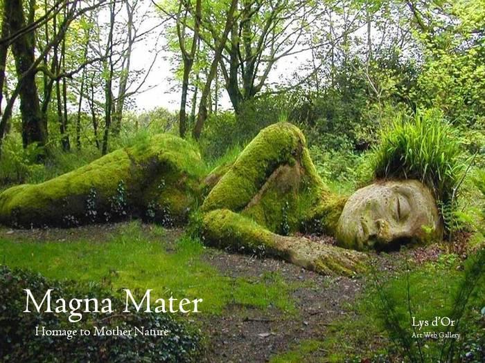 Magna Mater - Lys d'Or