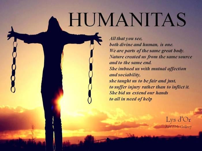 Humanitas by Lys d'Or