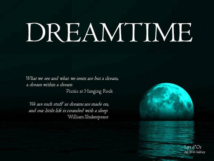 Dreamtime - Lys d'Or