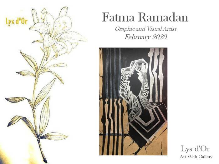 Lys d'Or - Fatma Ramadan (Graphic and Visual Artist)