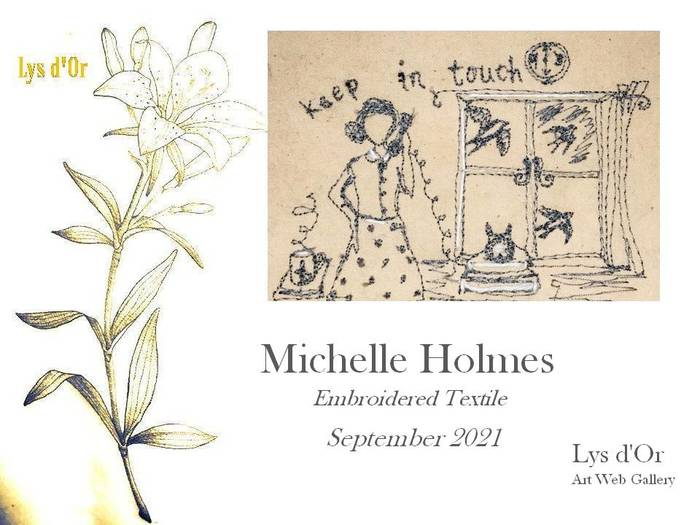 Michelle Holmes (Modern Embroidery)