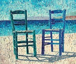 Two Chairs - Greece