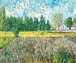 Landscape, Toemmerup, DK