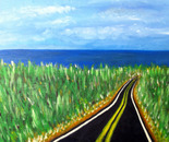 Hawaii Road - Copyright JF