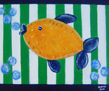 Goldfish for Robin - Copyright JF