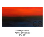 Lindseys Sunset