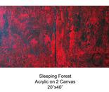 Sleeping Forrest