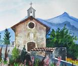Aiglun Chapel