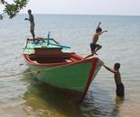 Rabbit Island, Cambodia