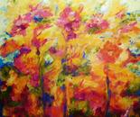 Lollipop Trees 40 x 40