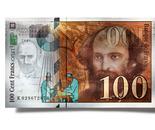 FRANKREICH 100 FRANC, 1997